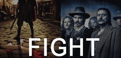 Battle SeriesAddict - Drame : Rome VS Deadwood